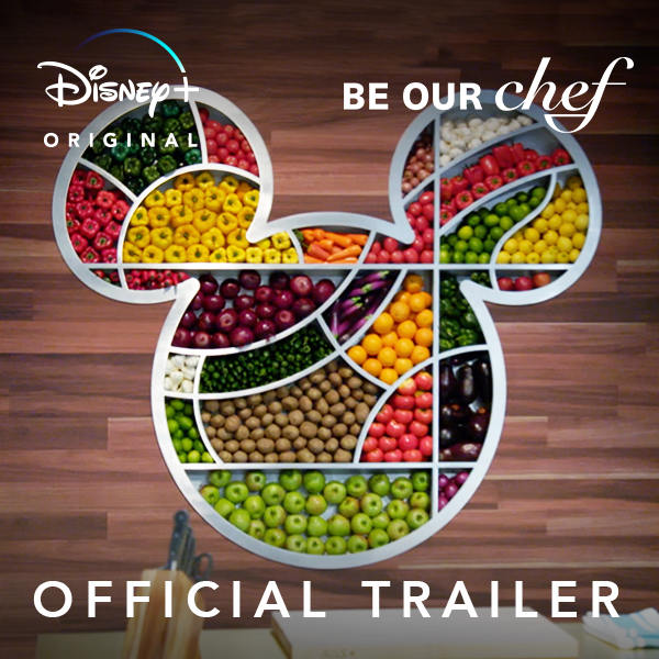 Put their service to the test! Be Our Chef, Original Series, heating up Mar. 27 on #DisneyPlus.