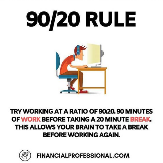 Giving my brain a 90/20 rule a try. Feeling like i over load it on a daily basis. #realestate #multifamilyinvesting #realestateinvesting #ginkgoholdings #ginkgopic.twitter.com/T1Qv0g1dIC