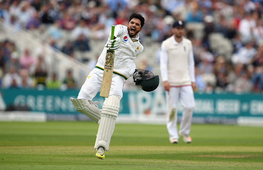 Test-best of 3️⃣0️⃣2️⃣* 2017 ICC Champions Trophy winner 🏅 Pakistan's fifth-highest run-scorer in Tests 🏏 Happy birthday, @AzharAli_ 🇵🇰