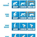 Image for the Tweet beginning: This #EarthquakeAwarenessMonth prepare ahead of