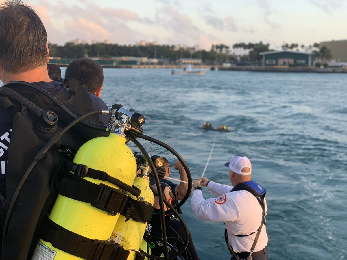 Two women dead after car plunges from a ferry off Miami's exclusive Fisher Island