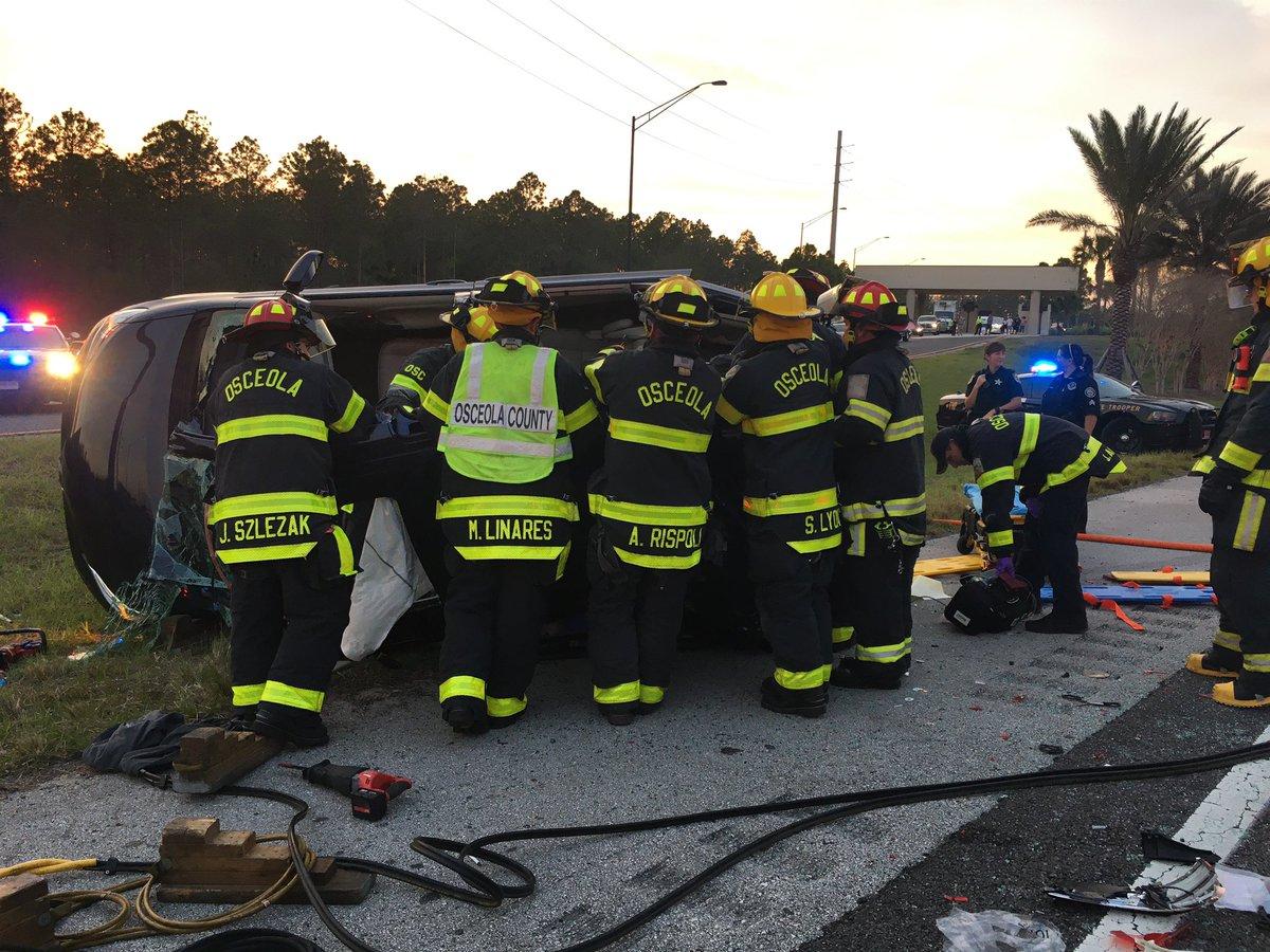 Crash near Orlando kills 3 members of Massachusetts family; son, 11, on life support