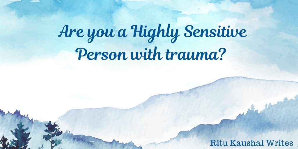 Are doctors' appointments hard for you as a #highlysensitive person with trauma? Why you need to have compassion for yourself.    https://buff.ly/2SCfKvI  #trauma #selfcompassion
