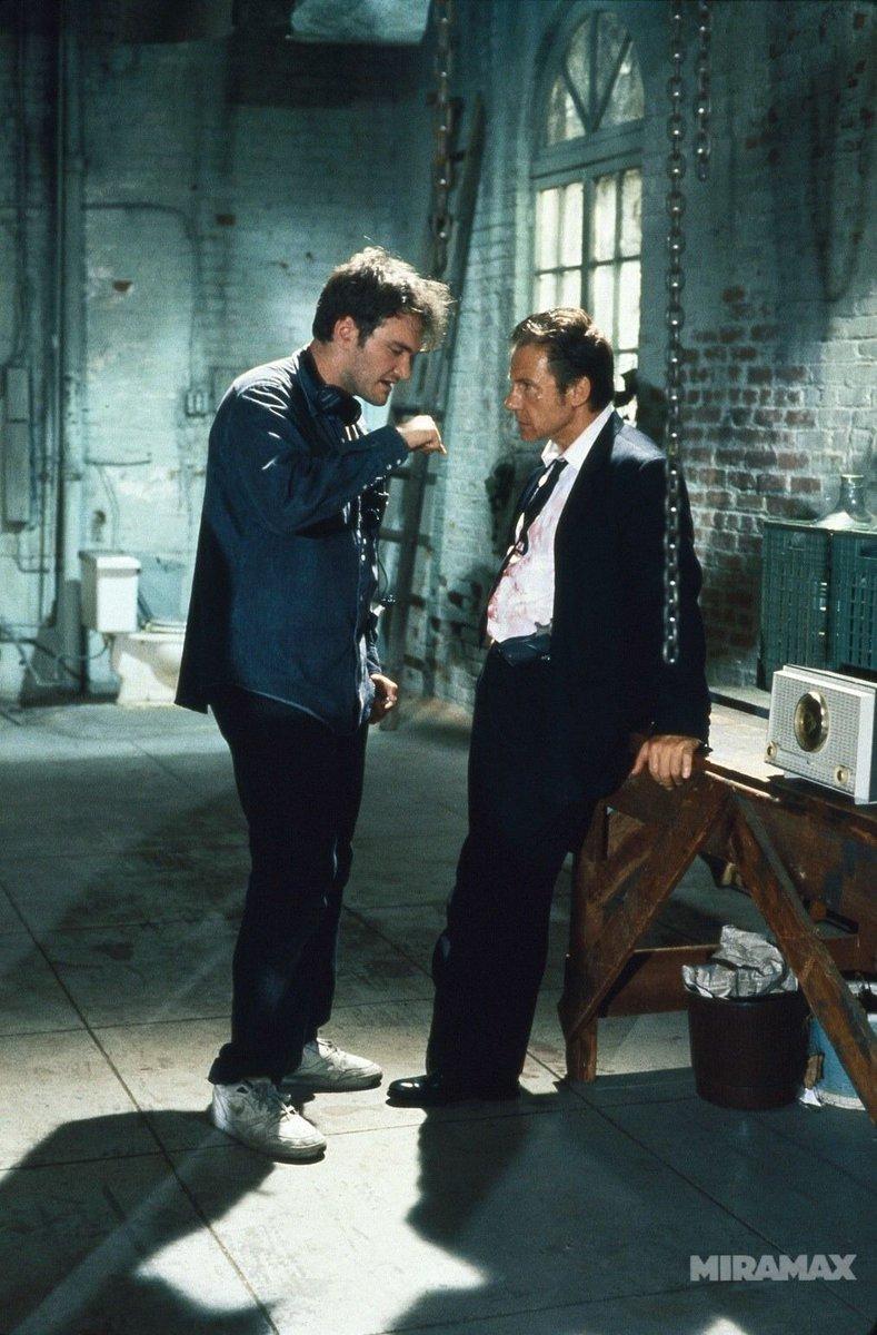 Quentin Tarantino , Xavier Dolan y Villeneuve