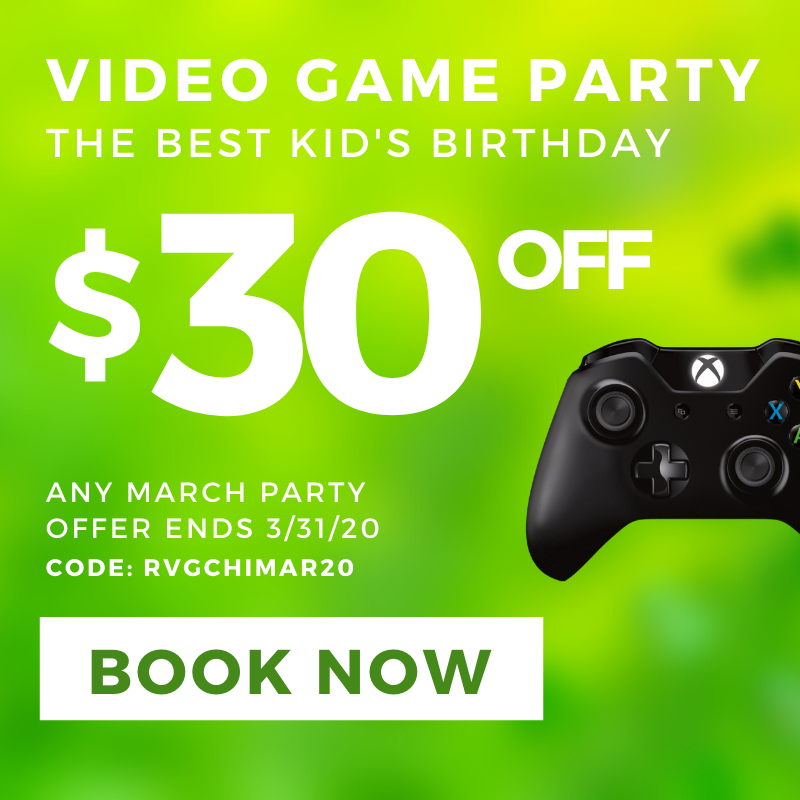 We're still accepting bookings for March Parties. :-) Reserve your party date today: https://buff.ly/2Xgnoe9 . #chicago #chicagokids #birthdayideas
