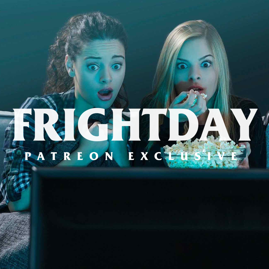 Netflix Original Horror. Some is good, some stinks. This is what we think. Streaming exclusively for Patreon Subscribers at the $4 level (or higher).  https://www.patreon.com/posts/34148267 #Frigthtday #patreonhorror #horror #netflix #netflixhorror #netflixoriginal pic.twitter.com/PNDCfFzNoi