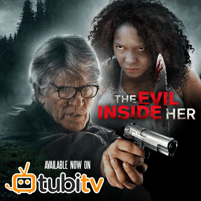 #Stream and #watch the #horror #thriller, THE EVIL INSIDE HER starring Eric Roberts, Melissa Kunnap, Brian Ashton Smith, Madeline Tesh, Jeff Ryan Alexander, Mary McGahren and Blaque Fowler at @Tubi.    #horrorfilm #Tubi #horrorfans #TubiTV https://tubitv.com/movies/480216/the_evil_inside_her… .pic.twitter.com/hvgRAqZyZS
