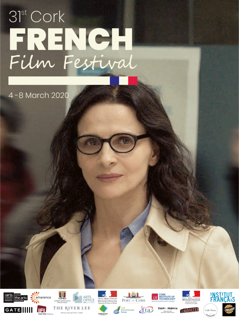 Alliance Française de Cork is proud to present the 31st Cork French Film Festival, a Cork event bringing the best of French #cinema to Irish audiences.  The Festival will run from Wednesday 4th March to Sunday 8th March at The Gate Cinemas Cork.  Tickets: https://tinyurl.com/yblhxamz pic.twitter.com/nnWe9mcY8m