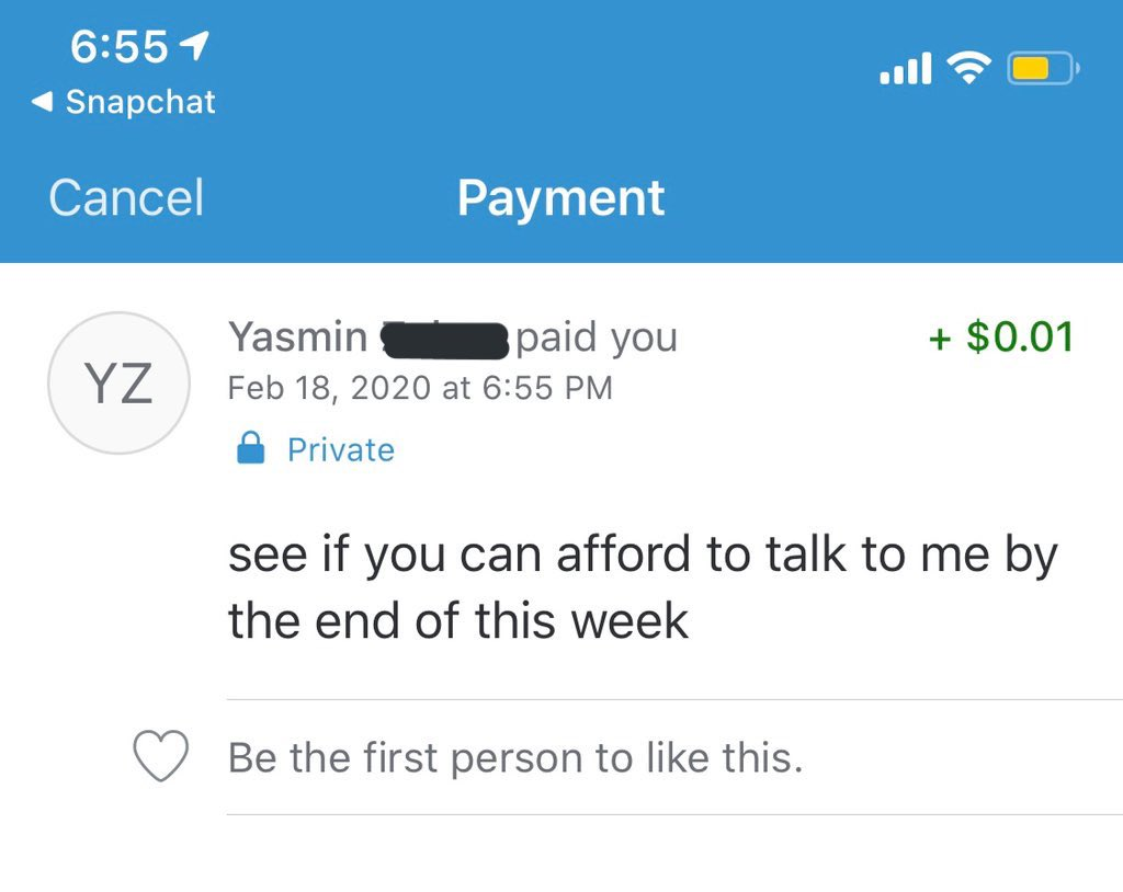 Instead of charging me for laughing at her jokes, she accidentally PAID me instead - just exposing the real clowns of this world pic.twitter.com/ySNWteMJFT