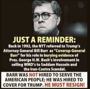 @putinsgay @julise57 @ABC So @SpeakerPelosi what are you going to do about it? #ImpeachBarrNow #BarrCoverUp #TraitorsSupportTraitorTrump