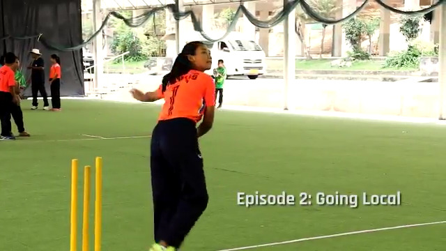 Inclusive games, where boys and girls play together, is a feature of Thailand's grassroots cricket.📽️🏏 Follow our series on the growth of the game in the country.