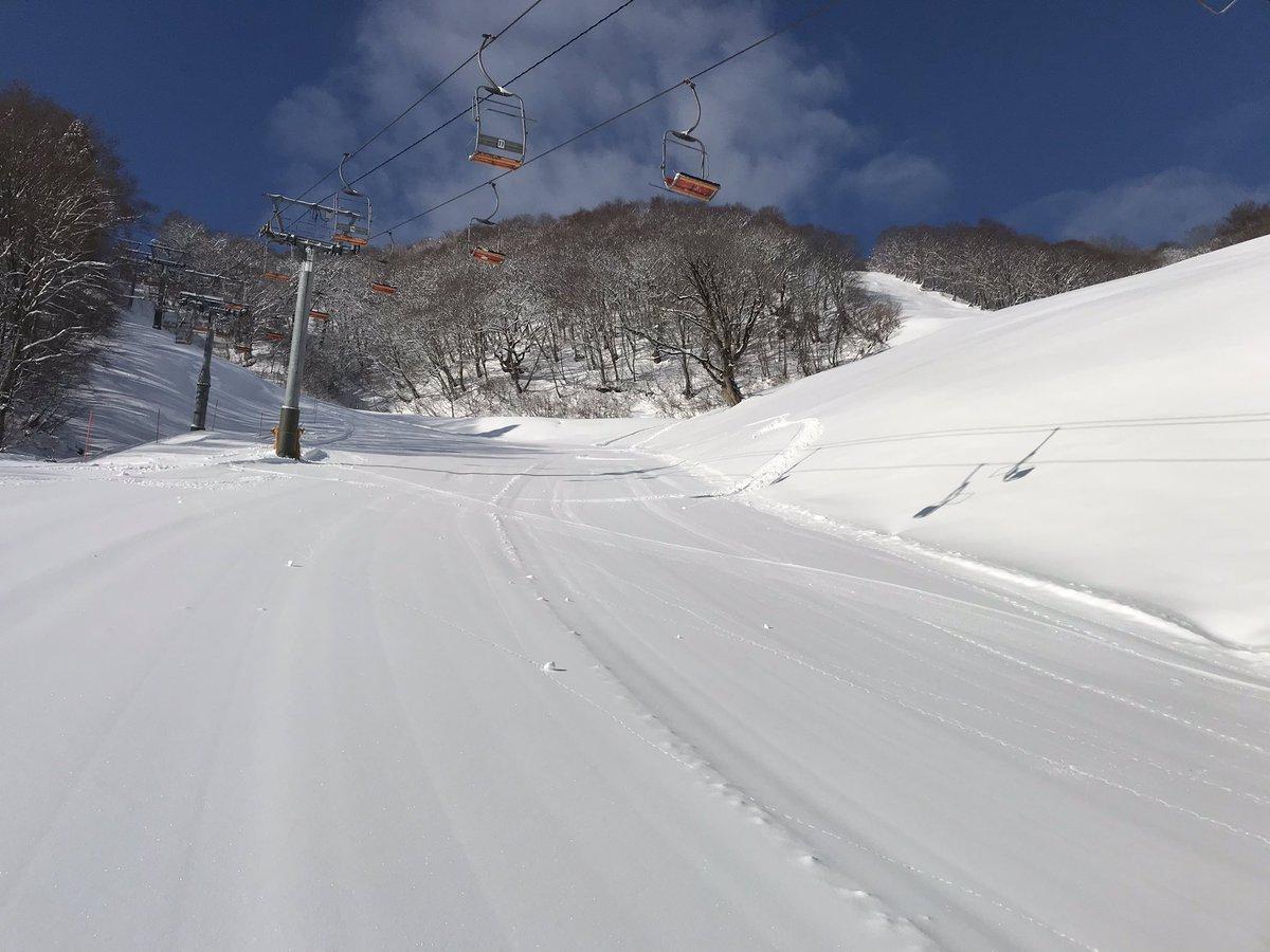 天気 奥 スキー 場 神 鍋