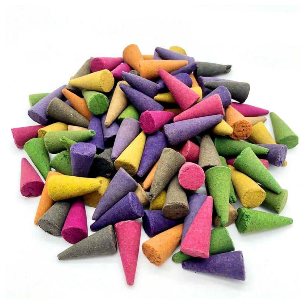 #fashion #shop #style Natural Mixed Scents Incense Cones 100 pcs/Set
