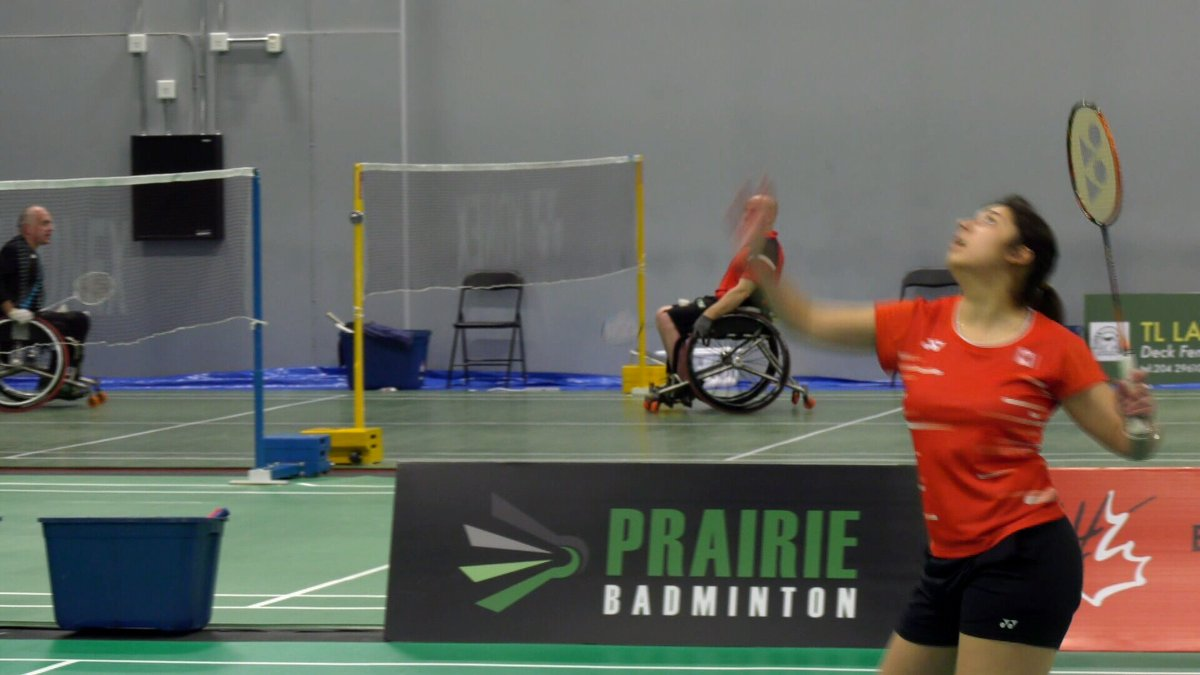 Sport Star: Becoming a badminton star: http://bit.ly/2V4RUKO via @PatMckayCTVpic.twitter.com/fZc9kqBEU3