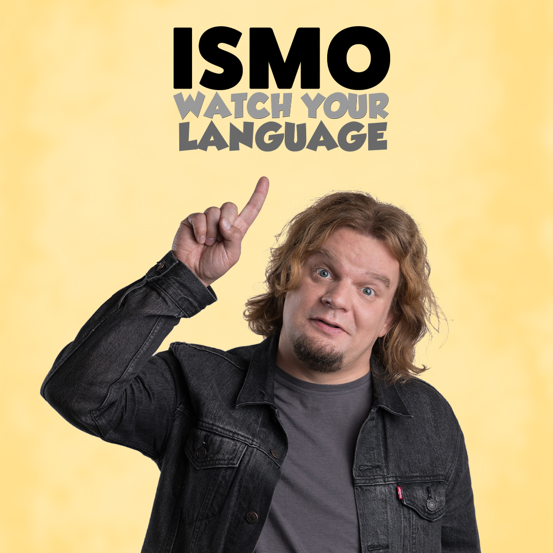Finland's funniest man, @ISMOcomedy returns with his new show 'Watch Your Language'! 🎟️ Book Tickets @ https://t.co/ebB3Qp7SoY 🗓️ MELBOURNE: 9 - 19 April 🗓️ SYDNEY: 21 April 🗓️ PERTH: 23 April 🗓️ BRISBANE: 25 April 🎟️ Book Tickets @ https://t.co/ebB3Qp7SoY https://t.co/9q58FxHcFQ