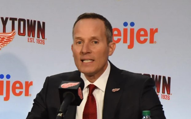 Owner Chris Ilitch preaches patience during difficult Red Wings' season bit.ly/38HoWnY Story from @tkulfan