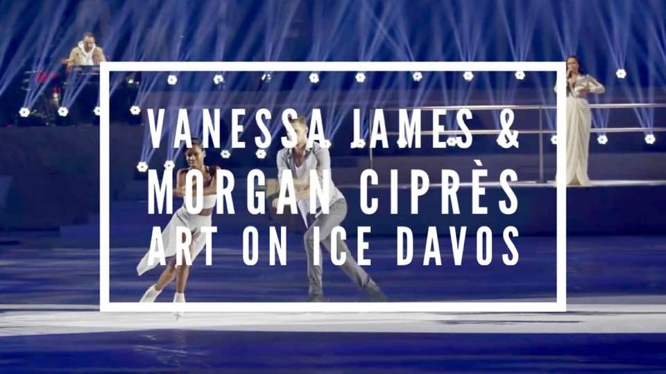 #VanessaJames & #MorganCipres champion #iceskaters at #ArtOnice #Davos #Switzerland - https://youtu.be/I4d6cEYWtXg @ArtonIcepic.twitter.com/LLJgiinAp5