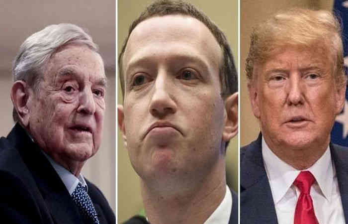 Mark remove Facebook from Facebook, Trump will win: businessman George Soros  London, Ta. February 18, 2020, Tuesday  Not long ago, US businessman and philanthropist Jorge Soros, speaking at the World Economic Forum in Davos, took a stand against leaders… https://ift.tt/2P5IFpP pic.twitter.com/cbiimfGTE3