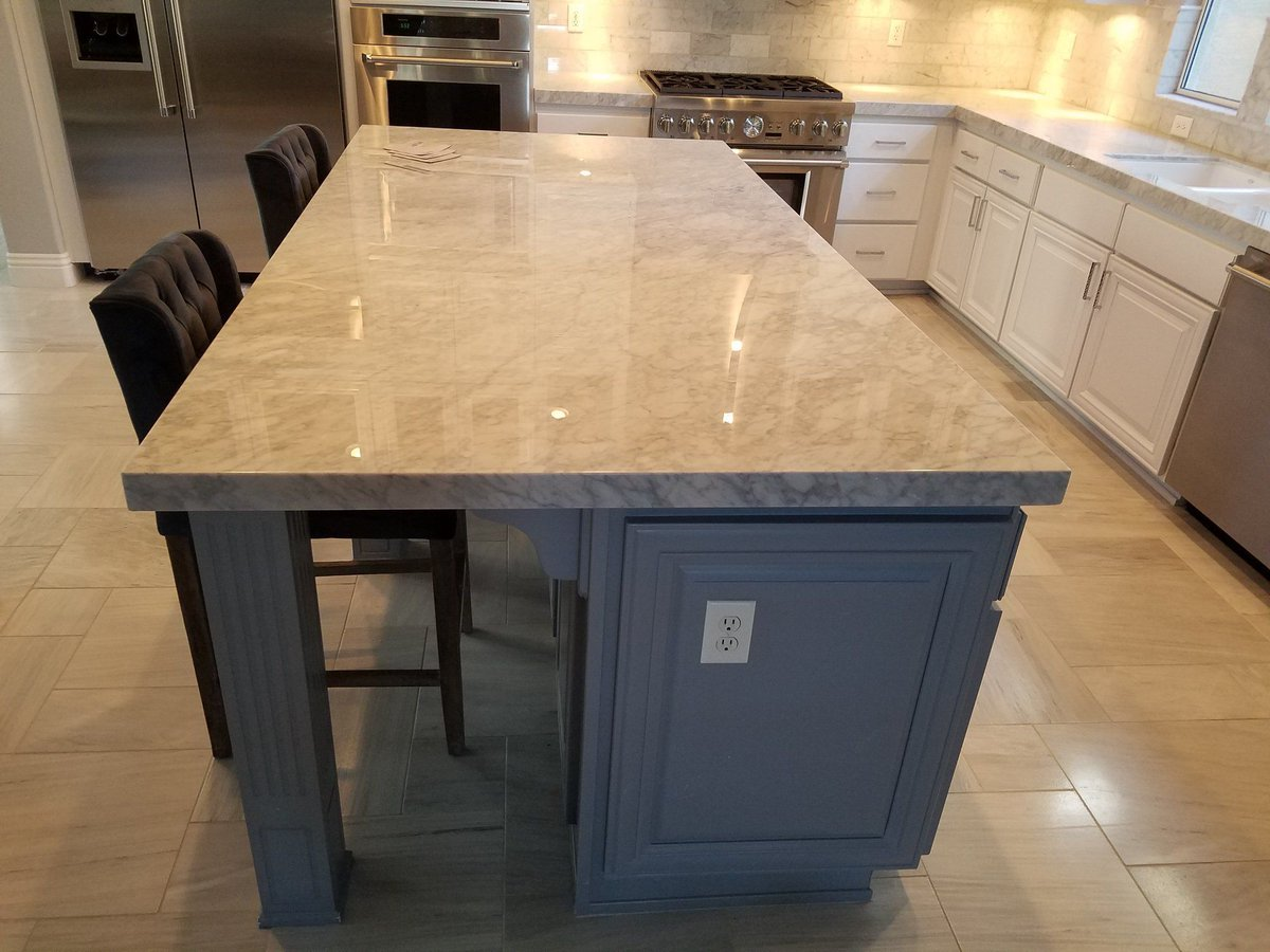 There's no place like home and there's no stone like ours. #UseNaturalStone  Learn more at http://www.TuffSkinProtection.com. Questions? Message us, add a comment below or call us at 702-778-2272.  #homeimprovement #kitchenisland #kitchenessentials #homedecor pic.twitter.com/mGJagGONIQ