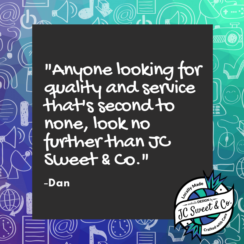 At JC Sweet & Co., we offer quality web design, development, and management services, social media marketing and management services, training and consulting, and more! Contact us today to learn more.   #TestimonialTuesday #WebDesignServices #SocialMediaManagement #Saratoga #NYpic.twitter.com/cKYg6Ss9gV
