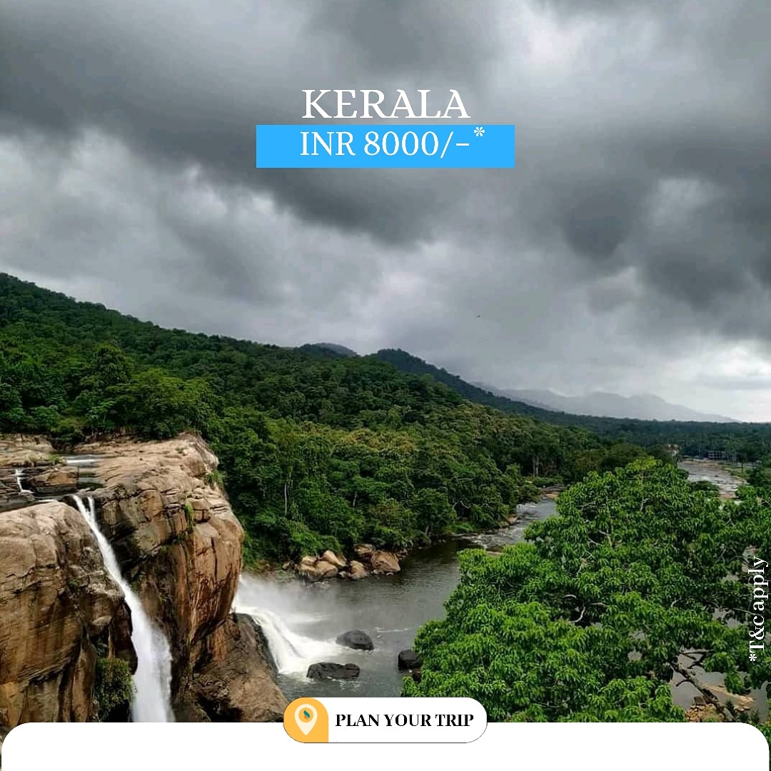 Kerala Duration : 8 Days Starting from Rs 8000/-  Inclusions . Accommodation . Meals . Transfers . sightseeing  DM for enquires  #Planyourtrip #kerala #keralatrip #keralatourism #keralagodsowncountry #keralaphotography #keralagram #keraladiaries #keralaattraction #keralavibespic.twitter.com/WWG7BKbiOF