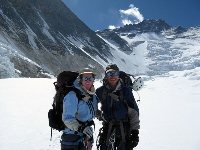 http://www.LhotseClimb.com - Lhotse Climb in April and May Climb the world's 4th highest peak by the same route as Mount Everest, but at a much lower cost. Led by 3 time Lhotse summiter Dan Mazur and excellent Sherpas. Team Summited in 2018.  #Lhotse #Climbing #SummitClimb