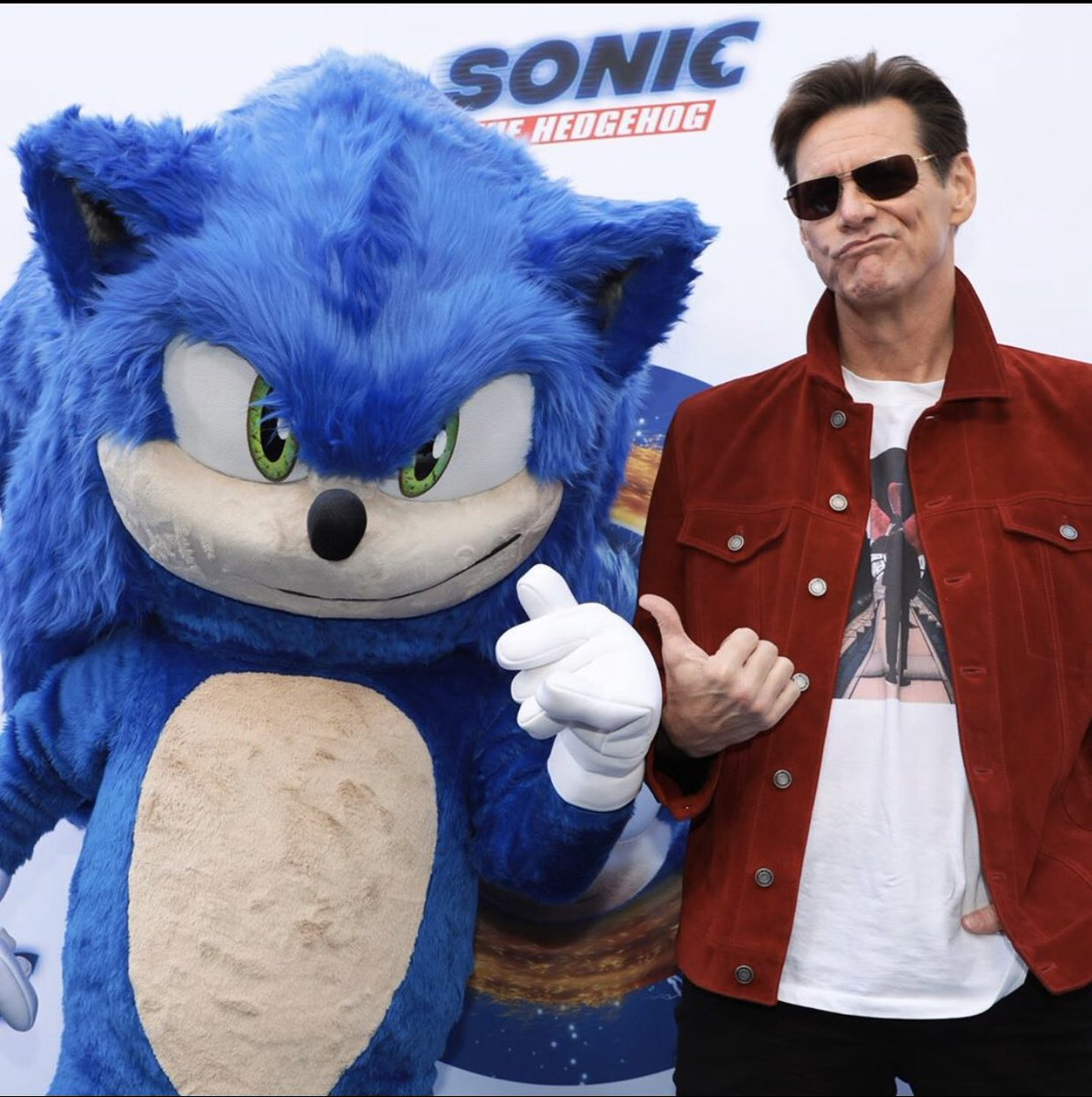 This duo  #JimCarrey #SonicMovie In New Capitol Cinemas this Friday. Get your tickets now.pic.twitter.com/gWjoIjahs1