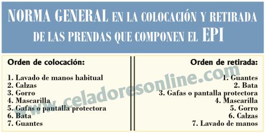 Equipo de Protección Individual (EPI)... Orden de colocación y retirada ERH5GuQXUAAInef?format=png&name=small