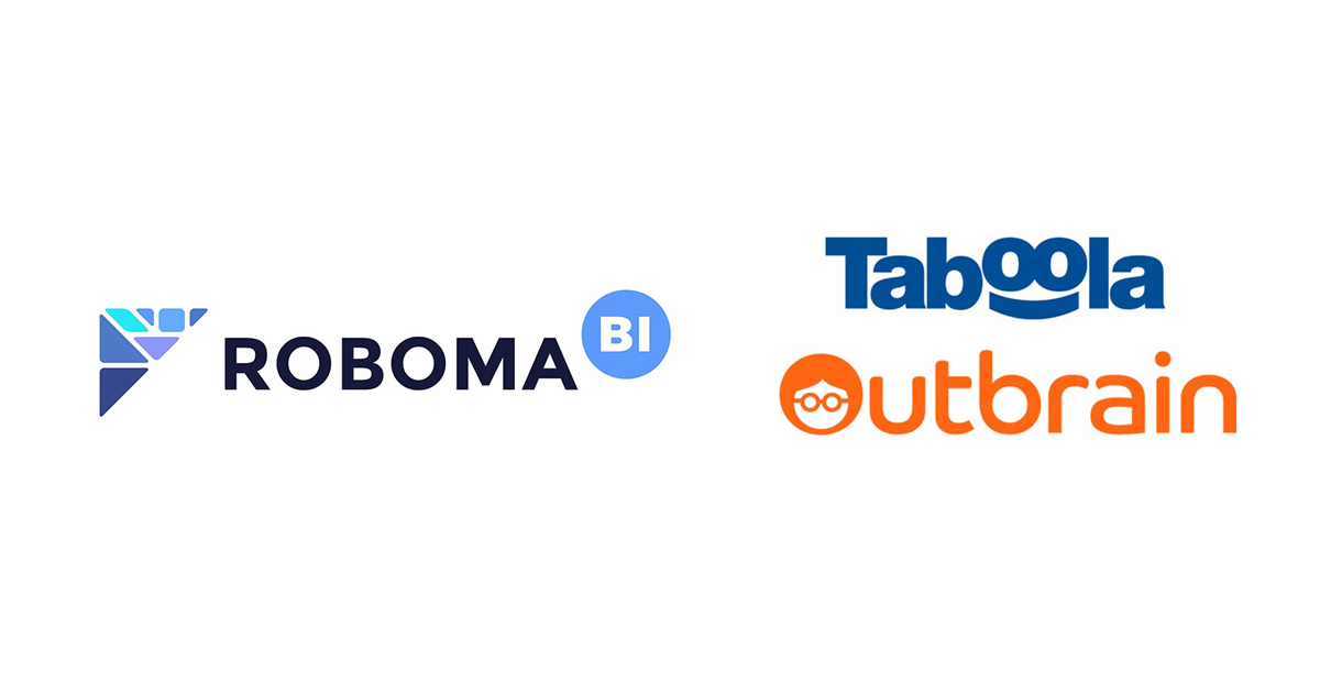 Roboma、ネイティブ広告プラットフォームの「Taboola」「Outbrain」と連携開始 https://t.co/bS0T0WbqFp https://t.co/ufFM6H37JA