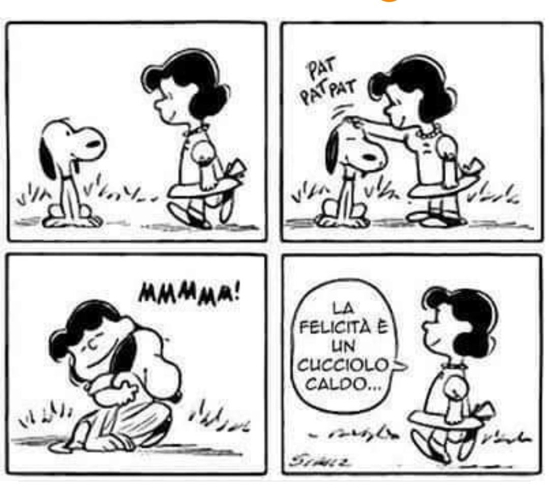 #laVeraFelicità