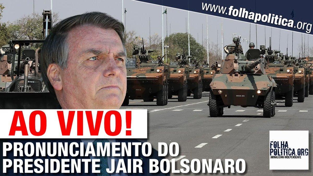 AO VIVO: BOLSONARO SE PRONUNCIA AO DAR POSSE A GENERAL NA CASA CIVIL E TROCAR ONYXpic.twitter.com/ZK53Bx9A7H
