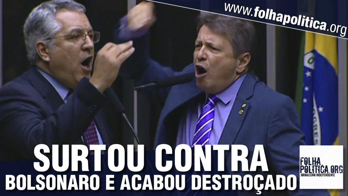 Deputado ex-ministro de Lula e Dilma surta contra Bolsonaro, pede impeachment e acaba destr...pic.twitter.com/leLS47pWbc