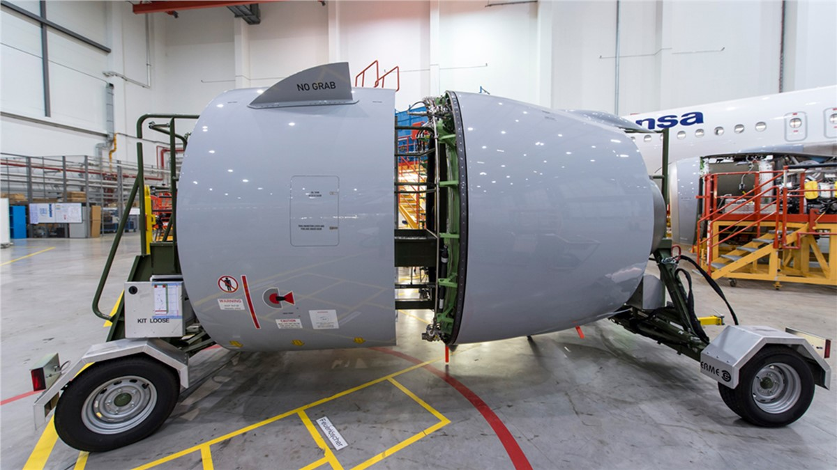 Collins Aerospace and Lufthansa Technik Sign A320neo Nacelle MRO License Agreement http://dlvr.it/RQKBcY #ASDNews #defense #aerospacepic.twitter.com/B3XHGX1ao7