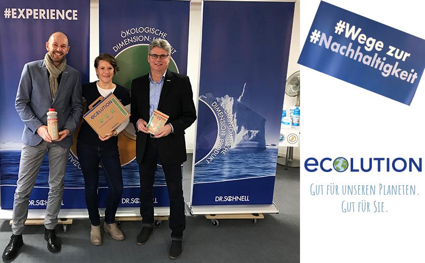 Mit dem Thema nachhaltige Unterhaltsreinigung, war das DR.SCHNELL-Roadshow-Team gestern zu Gast bei unserem Partner Weita AG Schweiz. Danke an alle Teilnehmer und an das Weita-Team für den schönen Tag!    #ecolution #weita #nachhaltigkeit #hygiene #ressourcenschonen #klimaneutralpic.twitter.com/fO3QmrEG0j