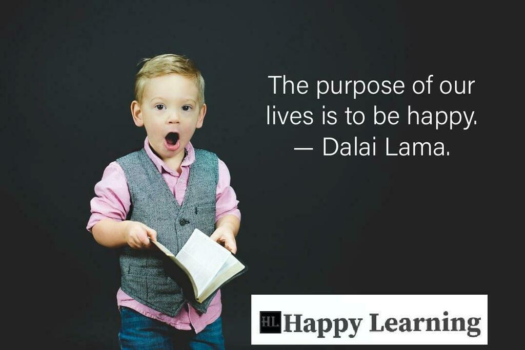 The Purpose of our lives is to be happy. [1080x721] http://bit.ly/2uYUkQf  #Quotespic.twitter.com/v9QGwWuEEg