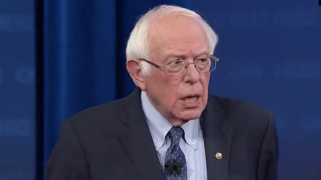 JUST IN: Sanders says he won't release full medical records