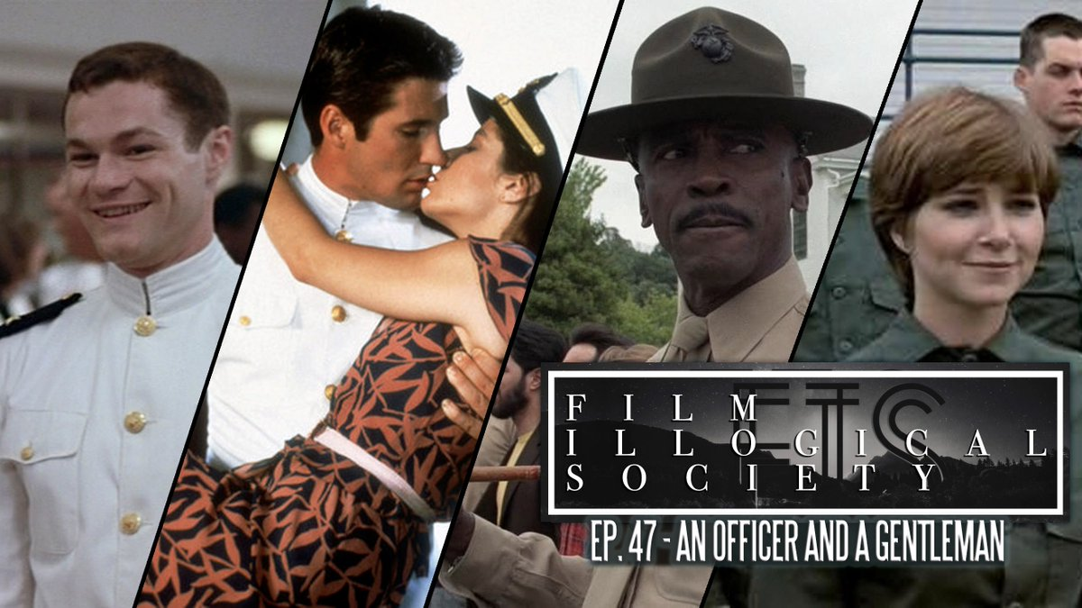 It's happened. We let @julziesmith pick the movie for @tcsbighead and @badgercolfax and she picked An Officer and a Gentleman. Listen to what they have to say! @RedactYourself @ghosthatnetwork #RichardGere #DebraWinger @LouisGossettJr   http://ghosthat.net/podcasts/47-an-officer-and-a-gentleman/…pic.twitter.com/nMbddlf5eL