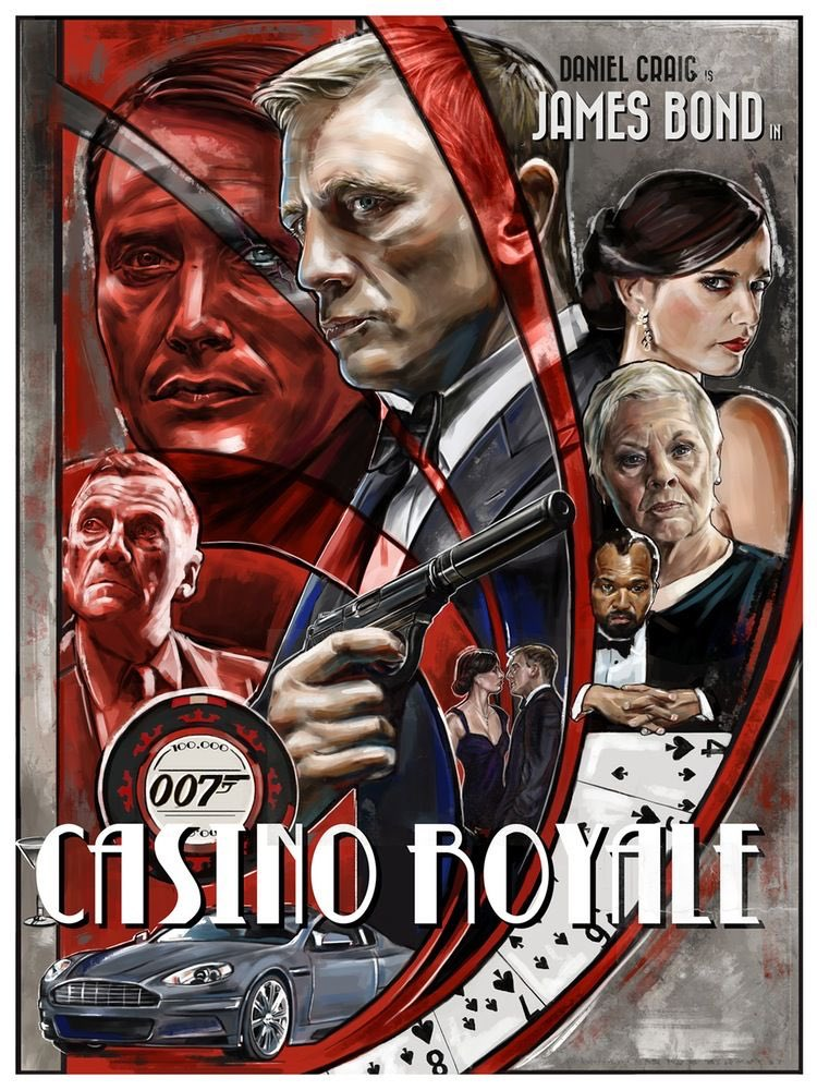 One HAS to go! 😈  In honor of the 25th Bond film, #NoTimetoDie, releasing this year   💥Daniel Craig Bond Edition💥   #SHPOLL20 #JamesBond #CasinoRoyale #QuantumofSolace #Skyfall #Spectre