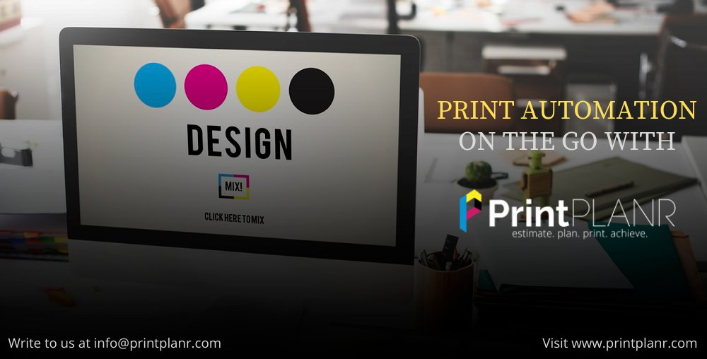 #PrintPLANR is now turning out to be a complete #BusinessSolution for #PrintingCompanies as the #AutomatedWorkflowManagement system integrates with specialized third-party software to offer an all-in-one #PrintMIS package. Talk to us for more.  http://bit.ly/2P1i8tRpic.twitter.com/H6uSz8WG8H