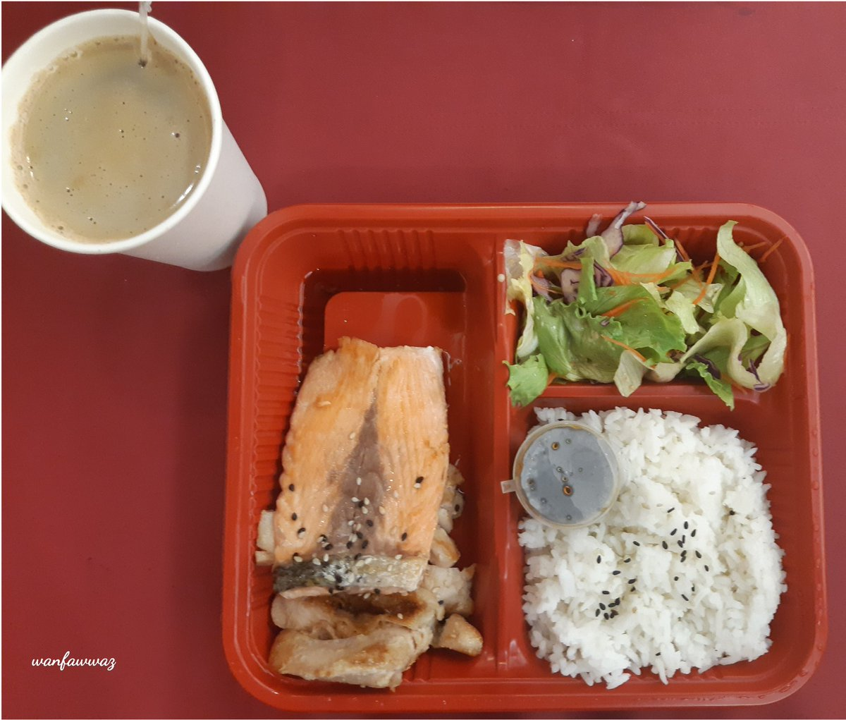 OISHI Delivery & Catering  #PicOfTheDay #Like #Food #Lunch #Life #Eat #Nippon #KL #instafood #Oishi #Jalanjalancarimakan #Factory