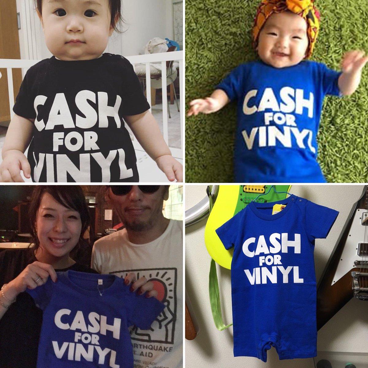 【ロンパース復活計画】  #cashforvinyl  #dj #vinyl  #OnlyVinylDJsArePretty