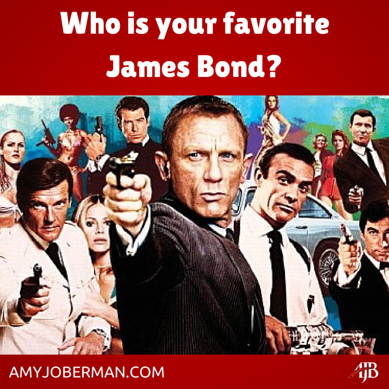 Who is your favorite James Bond?pic.twitter.com/wJnGfYw6bX