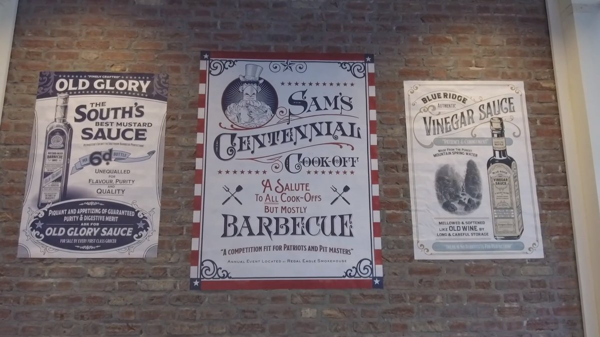 PHOTOS, VIDEO: First Look Inside Regal Eagle Smokehouse: Craft Drafts & Barbecue; Opens Tomorrow at EPCOT  https://wdwnt.news/20200219009