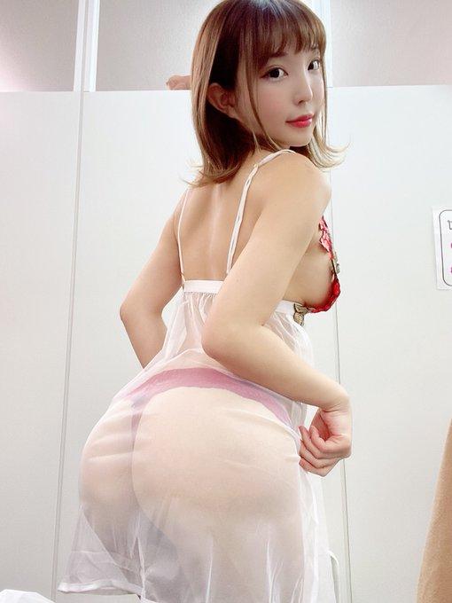 グラビアアイドル粕谷まいのTwitter自撮りエロ画像10