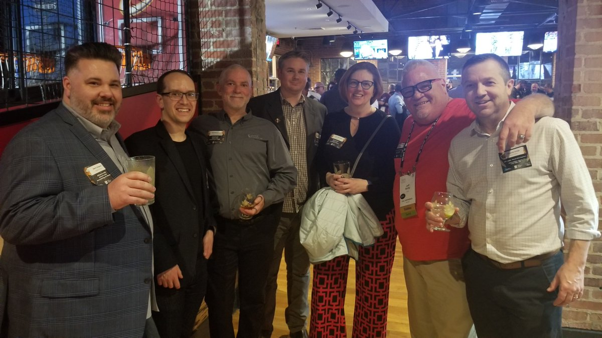 test Twitter Media - STAC members had a great time tonight at the amazing party hosted by two other fantastic STAC members @AllianceWireles and @gmesupply.  #NATEUNITE2020 https://t.co/cpdFPOtUCQ