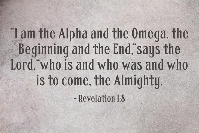 Revelation 1:8  #LordJesusChrist #Revelation pic.twitter.com/AMrhimZ63J