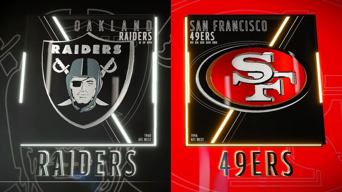 Oakland travels to the Bay to take on San Fran !!  Kickoff up next http://twitch.tv/drizzy2828pic.twitter.com/jBmW54omwZ