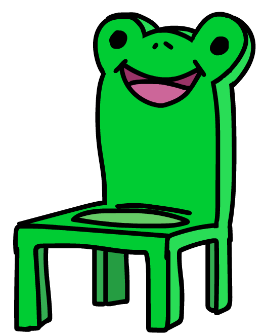 Char Blm On Twitter The First Froggy Chair He Is Very Lovely 10 10 Welcome