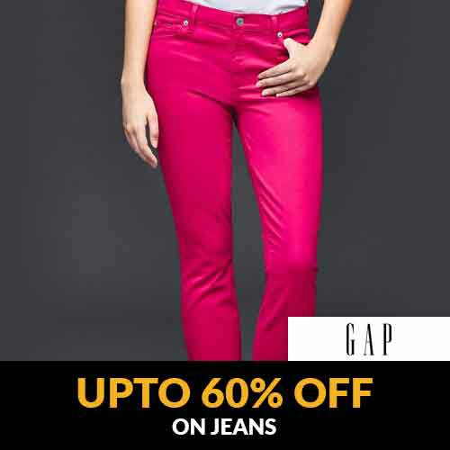 Upto 60% OFF OFF on GAP #jeans   Limited Stocks Available, Buy Now! https://ekaro.in/enkr2020021940212999 …pic.twitter.com/zepUvtWaDz
