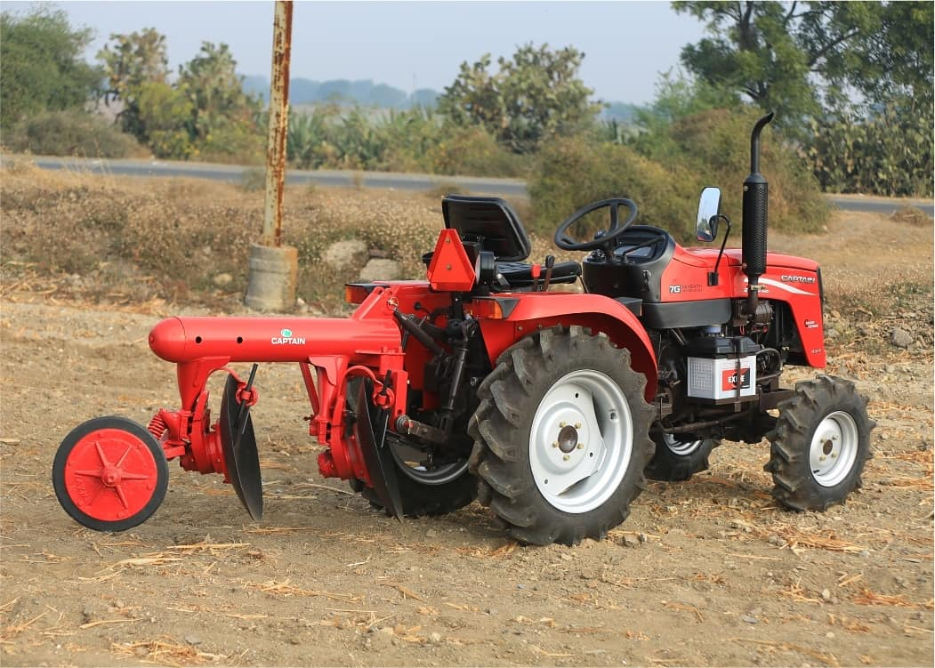 The disc plough is designed to work in all types of soil for basic functions such as soil breaking, soil raising, soil turning and soil mixing. it is used open the new fields and to process the stony areas. it can be used easily at rocky and rooted areas. pic.twitter.com/5LC4jarh5l
